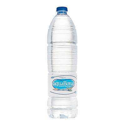 Agua botella